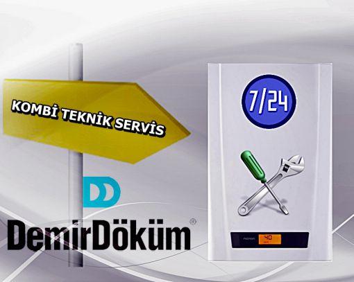 Osmanağa Demirdöküm Kombi Servisi